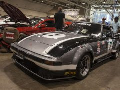 JDM Car Show Picture Of RX-7 Racer